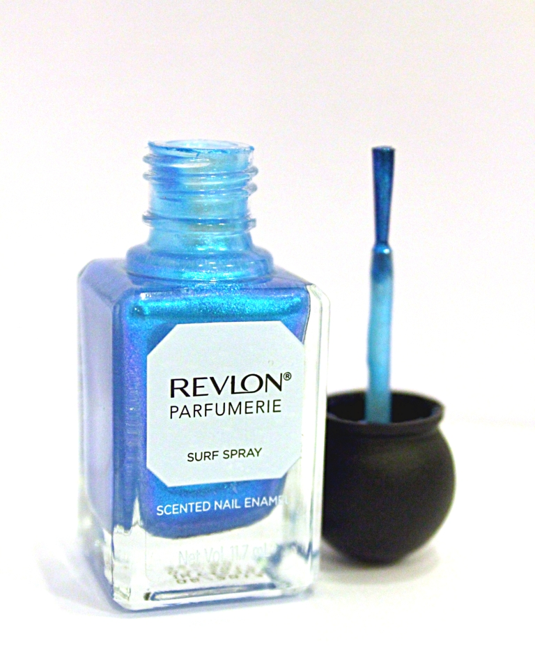 Revlon's Perfumed Nail Paint in Surf Spray