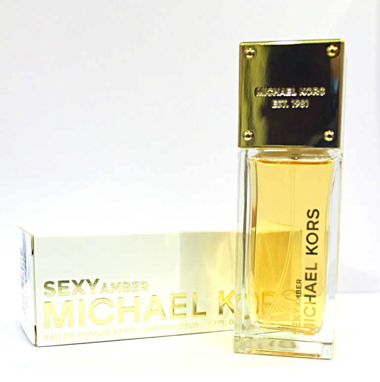 Micheal Kors SEXY Fragrance in Amber