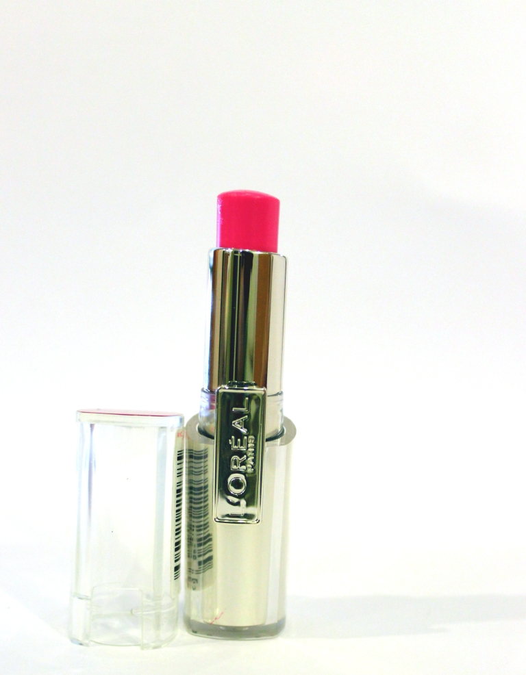 L'oreal Paris Rouge Caresse Lipstick in Cheeky Magenta