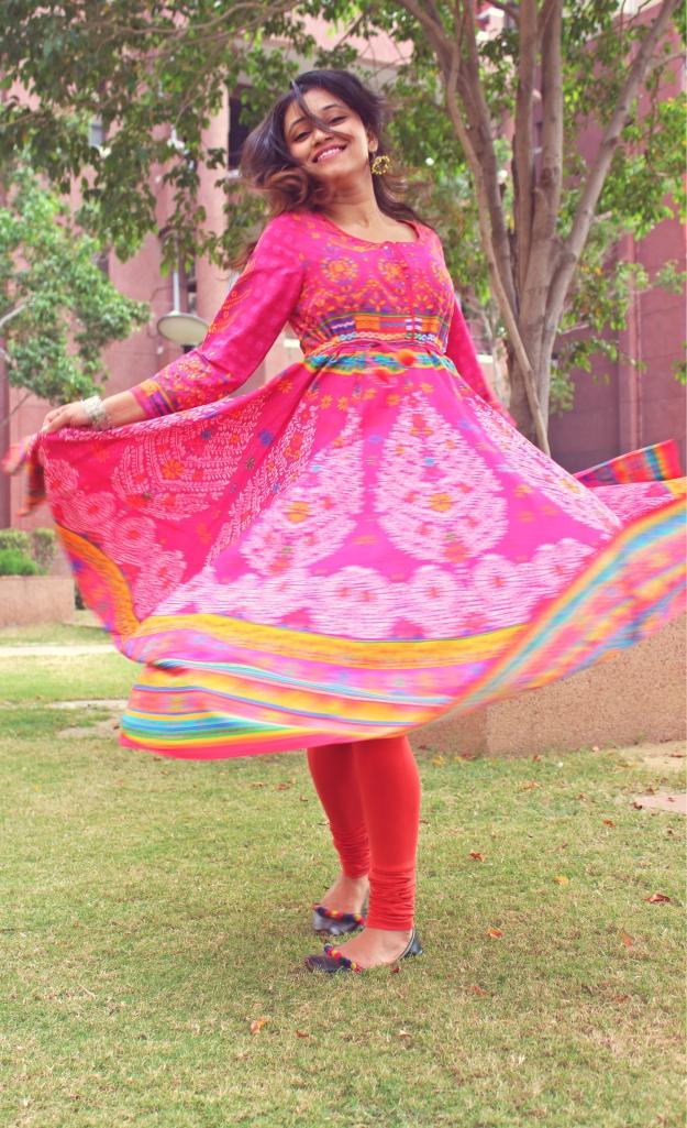 The true spirit of Indian festivities