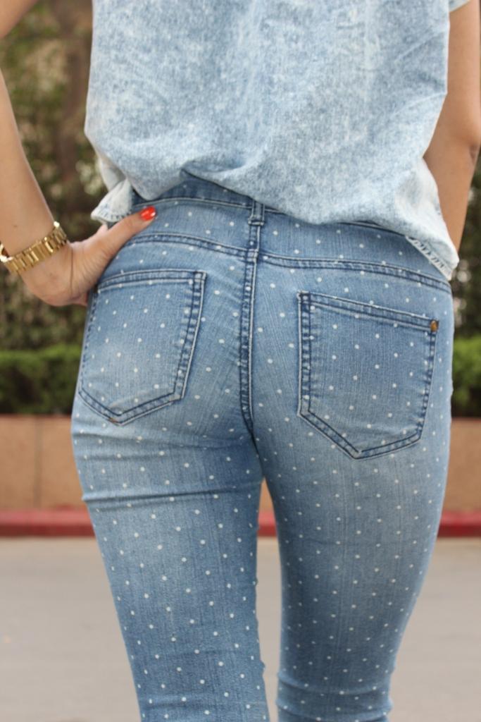 Polka Jeans.